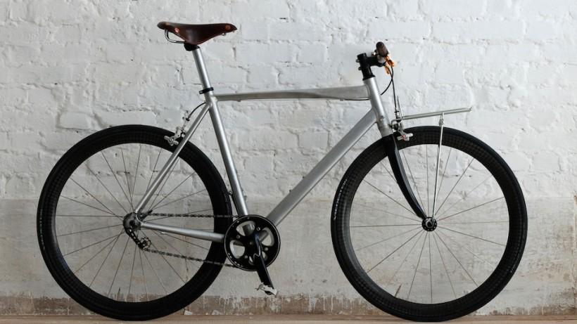 Porteur vélo par L'échappée belle Asnières