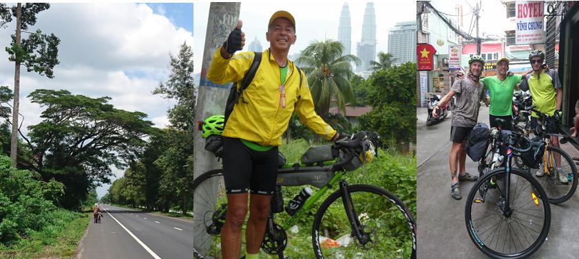 MACADAM partenaire de l'Echappée belle organise avec vous le raid cycliste dont vous rêvez peut-être encore…!