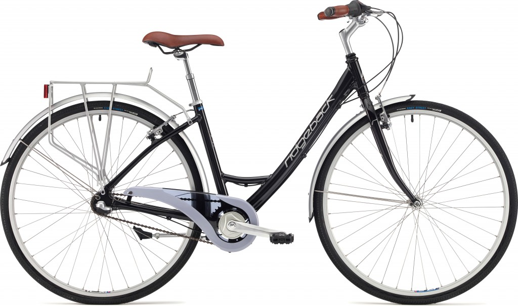 Vélo de ville parfait : L'Avenida 3 Ridgeback
