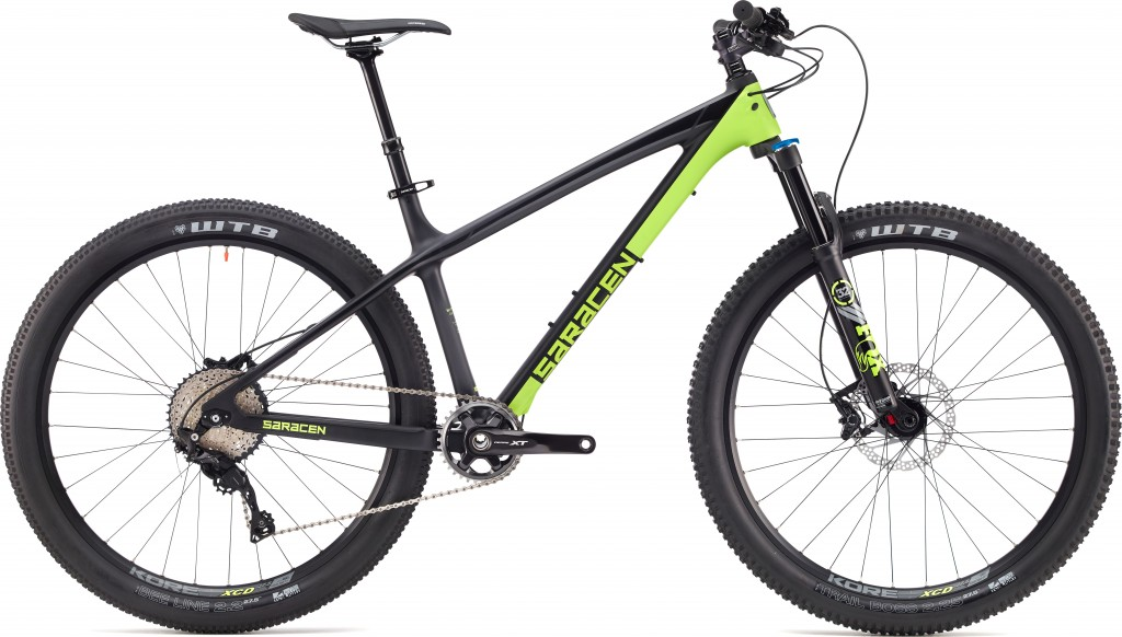 SARACEN MANTRA ELITE CARBON 2649€