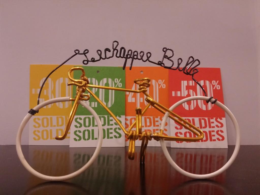 SOLDES à L'ECHAPPEE BELLE